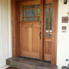 Craftsman Front Doors by M4L,Inc