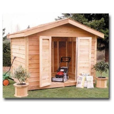 Contemporary Sheds by Home Depot