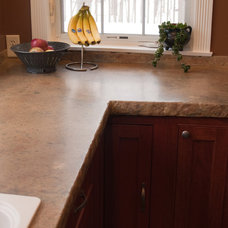 Traditional Kitchen Countertops by Mikrocrete, LLC
