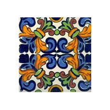 Mediterranean  by Talavera & Ceramic Tile Studio