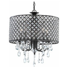 Modern Chandeliers by Destination Lighting