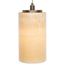 Pendant Lighting Onyx Cylinder Pendant by LBL Lighting