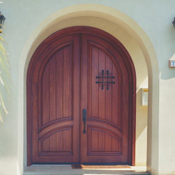 Exterior Doors - Our Mahogany doors are the highest quality available in the market today. While many of our competitors have sacrificed quality by turning to MDF/Veneer door constructions to reduce production cost... we at ETO Doors have kept quality as our primary concern.