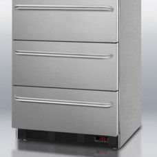 Contemporary Refrigerators And Freezers by Appliances Connection