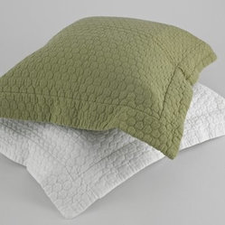 Traditions Linens Tracey Standard Pillow Sham