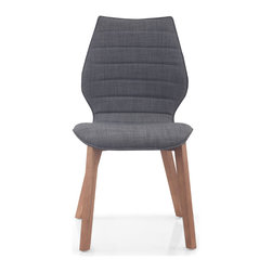 Aalborg Dining Chair by Zuo Modern -