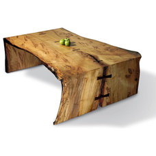 Rustic Coffee Tables by EcoFirstArt