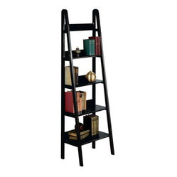 "Ladder 18""W Bookshelf"