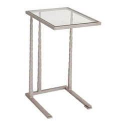 Canton Drink Table by Charleston Forge - Dimensions: