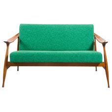 Modern Sofas Lord Settee by Fratelli Regiutti