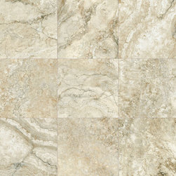 Marmoris - Marble look porcelain tile - Floor Tile - Marmoris looks like marble in all its naturalness. Nature meets design with the technical features of porcelain. By using the latest inkjet technology Marmoris captures and creates the multiple nuances, tones and strong veining that one would expect to find in marble.