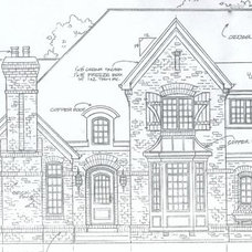 Traditional  by Ed Saloga Design Build