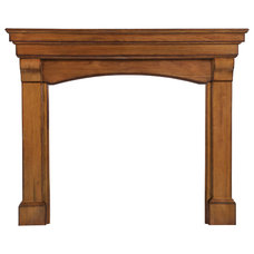 Contemporary Fireplace Mantels by Shop Chimney
