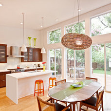 Austin Luxury Home Builders for Bright and Open Homes