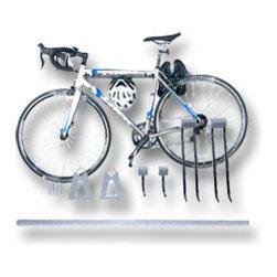 Garage Storage Racks - Bike rack. Keep the garage organized with specialized storage racks.