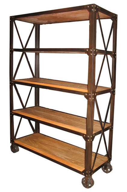 Modern Bookcases by Noir Furniture