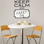 New for Back to School & Dorm Room Decor - Wall Quote with Dry Erase Keep Calm and ? New for Back to School & Dorm Room Decor