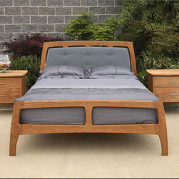 Linnaea Bed - The 1960s have become synonymous with exciting, radical and subversive events and trends. Thanks to the television show Mad Men, the decade has also become synonymous with design that transcended the traditional and got people to look at their homes and furniture in a whole new way.