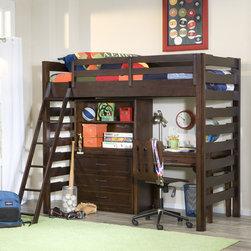 RR - Studio Loft Bed - Studio Loft Bed