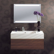 Contemporary Bathroom Mirrors by Plumbonline
