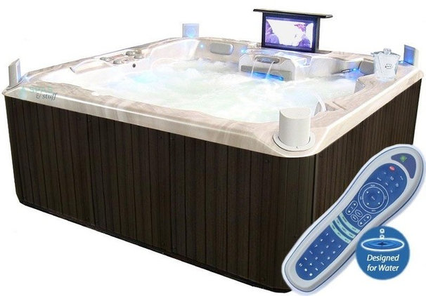 Contemporary Hot Tub And Pool Supplies by Spas and Stuff
