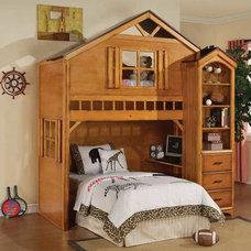 Contemporary Kids Beds by DealShopperz