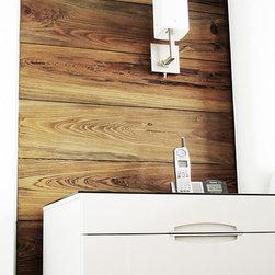 Cypress Headboard -
