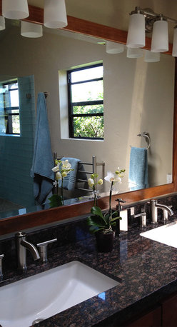El Cerrito Powder & Master bath -