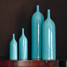 Contemporary Vases by kennethwingard.com
