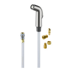 Delta Spray and Hose Assembly - RP28900SS - Designed exclusively for Delta faucets.