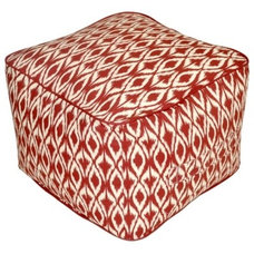 Eclectic Floor Pillows And Poufs by Target