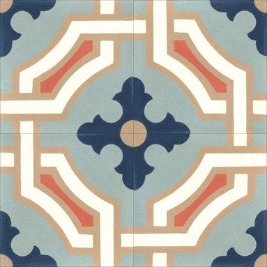Monaco Cement Tile -