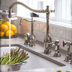 kitchen faucets by Waterstone Faucets