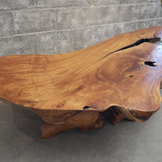 Traditional Coffee Tables by Bois & Design