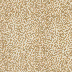 Beige Leopard Print Microfiber Stain Resistant Upholstery Fabric By The Yard - Microfiber fabric is the premier choice for indoor upholstery. This fabric is stain resistant, soft and incredibly durable. Plus it is easy to clean and made in America! Microfiber is excellent for residential, commercial and automotive upholstery.