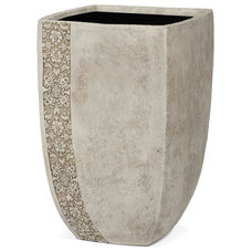 Modern Outdoor Pots And Planters by authenTEAK Outdoor Living