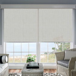 Bali - Bali Solar Shades: Solids - Maintain your view while reducing glare, controlling temperature and blocking harmful UV rays with Bali Solar Shades. Choose from 3%, 5%, 10% and 14% openness.