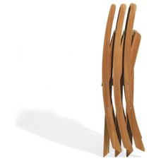 Contemporary Outdoor Folding Chairs by Design Public