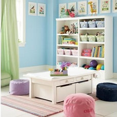 Eclectic Kids Tables And Chairs by The Land of Nod