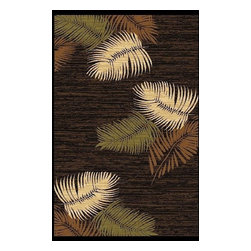 """LA Rugs - Contemporary Crown Hallway Runner 2'0""""x8' Runner Multi Color Area Rug - The Crown area rug Collection offers an affordable assortment of Contemporary stylings. Crown features a blend of natural Multi Color color. Machine Made of 100% Polypropylene the Crown Collection is an intriguing compliment to any decor."""