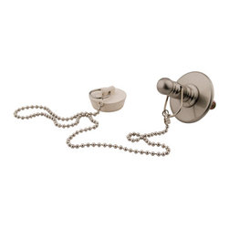 Kingston Brass - Replacement Rubber Stopper, Chain & Attachment for CC1008 - Replacement Rubber Stopper, Chain & Attachment for CC1008
