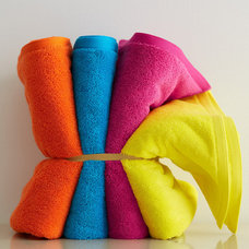 Contemporary Kids Towels by Garnet Hill