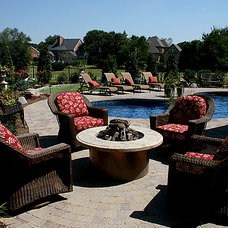 Traditional Firepits by Southern Hearth & Patio