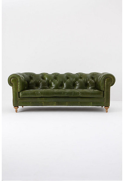 Eclectic Sofas by Anthropologie