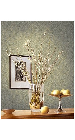Wallcovering - Dining Room - Every single detail combined with your texture walls to bring good energy into your dining area