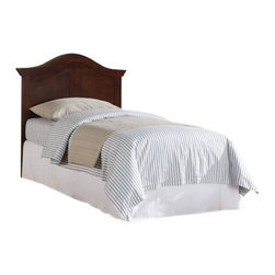 "Acme - Farr Espresso Finish Wood Twin Size Headboard Only with Flat Top Panel - Farr Espresso Finish Wood Twin Size Headboard Only with Flat Top Panel. Measures 43""H approx. Some assembly required."