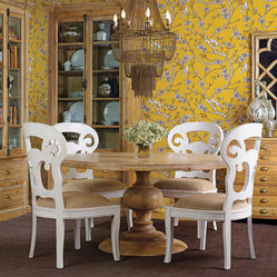 Magnolia Dining Table - Antique Atelier