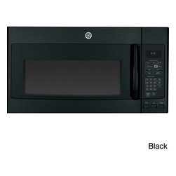 General Electric - GE Profile Series 1.9 Cu. Ft. Over-the-Range Sensor Microwave Oven - Update your kitchen with this over-the-hood GE Profile Series microwave. Save on your power bill with its handy Power Saver mode and cook to perfection a USDA MyPlate Menu,letting you cook your food quickly and effortlessly.
