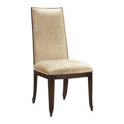 Val Side Chair - Bill Sofield - Baker Furniture -