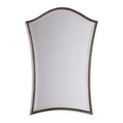 Uttermost - Uttermost 13585 B Sergio Silver Vanity Mirror - Uttermost 13585 B Sergio Silver Vanity Mirror